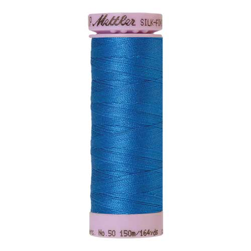 2049 - French Blue Silk Finish Cotton 50 Thread