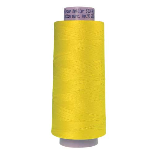 3507 - Lemon Zest Silk Finish Cotton 50 Thread - Large Spool