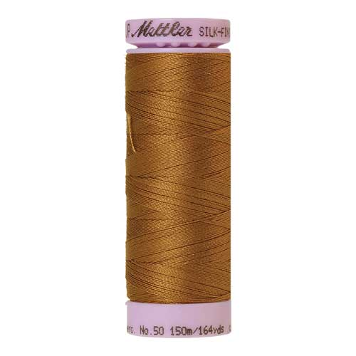 3514 - Bronze Brown Silk Finish Cotton 50 Thread