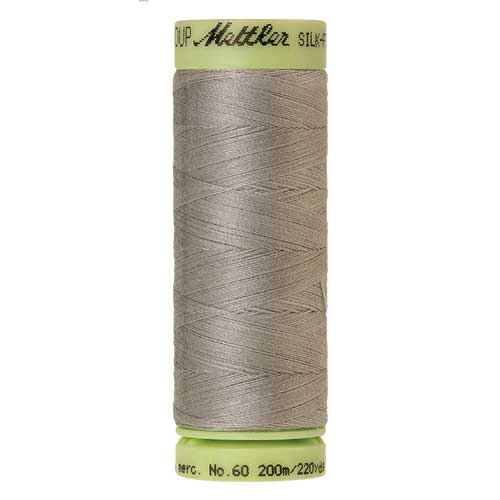 0413 - Titan Gray Silk Finish Cotton 60 Thread