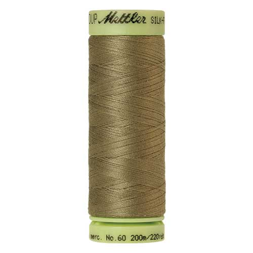 0420 - Olive Drab Silk Finish Cotton 60 Thread