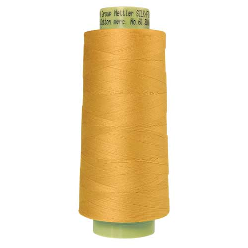 0537 - Oat Flakes Silk Finish Cotton 60 Thread - Large Spool
