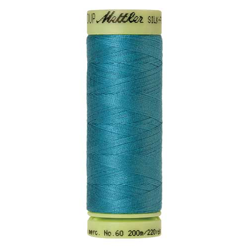 0722 - Glacier Blue Silk Finish Cotton 60 Thread
