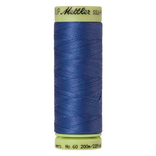 0815 - Cobalt Blue Silk Finish Cotton 60 Thread