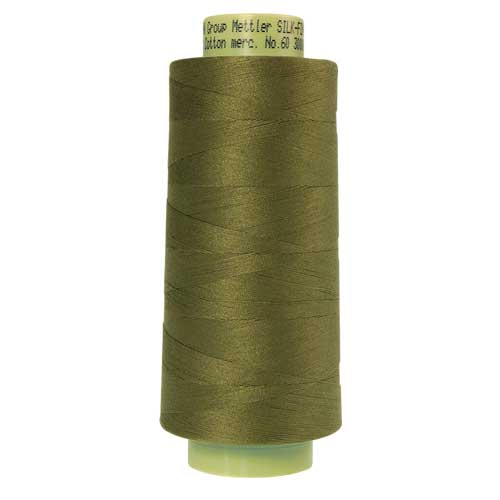 1210 - Seagrass Silk Finish Cotton 60 Thread - Large Spool