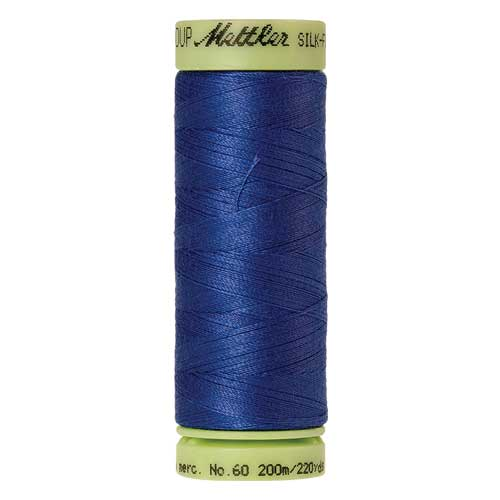 1303 - Royal Blue Silk Finish Cotton 60 Thread