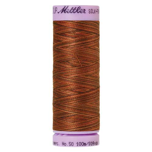 9852 - Chocolatte  Silk Finish Cotton Multi 50 Thread