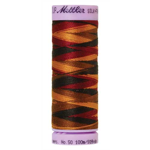 9863 - Elegante Silk Finish Cotton Multi 50 Thread
