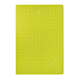 611468 - Light Green Cutting Mat cm/inch - 60 x 90cm
