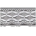 1668-01 - Mercerized Lace