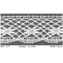 1717-01 - Mercerized Lace