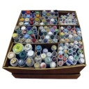 Bonfanti Colour Assortment Button Box