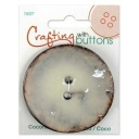 BL47.000.1607 - Coconut Cream Button