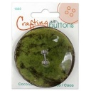BL47.000.1602 - Coconut Green Button