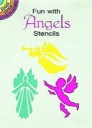 Fun with Angels Stencils