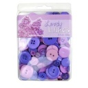 BL47.000.3506 - Lovely Lilac Themed Buttons