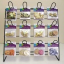 FFDIS-4 Favorite Findings Naturals Display Stand (Filled)