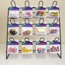 FFDIS-1 Favorite Findings Novelties Display Stand (Filled)