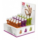 651751 - Prym Thimble Display - Soft Comfort - Assorted Colours